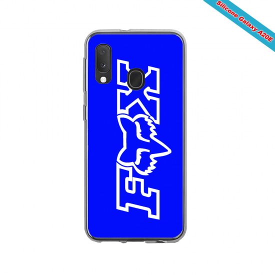 Coque Galaxy S5Mini Fan de Ducati Corse version crach
