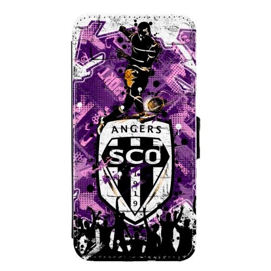 Coque silicone Iphone X ou XS verre trempé Fan d'Overwatch Zarya super hero