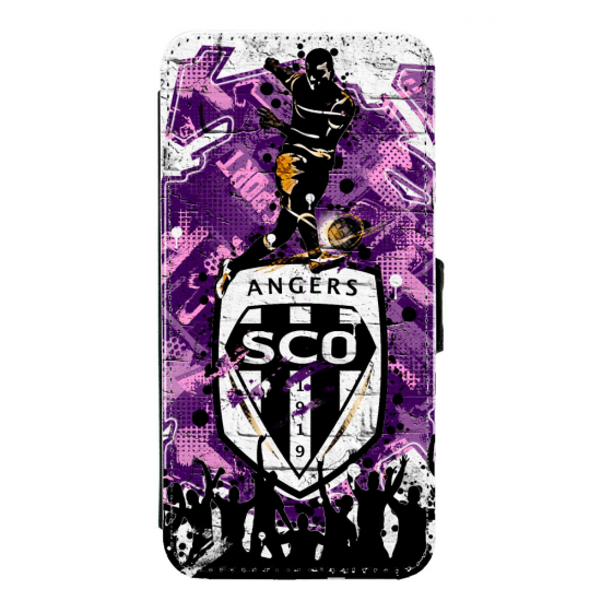 Coque silicone Iphone X ou XS verre trempé Fan d'Overwatch Winston super hero