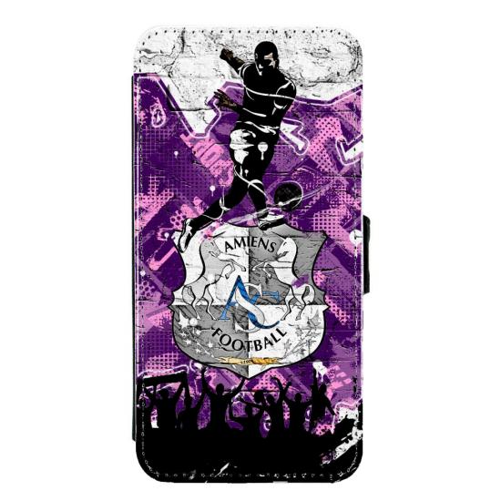 Coque silicone Iphone X ou XS verre trempé Fan d'Overwatch Reinhardt super hero
