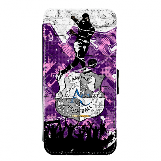 Coque silicone Iphone X ou XS verre trempé Fan d'Overwatch Pharah super hero