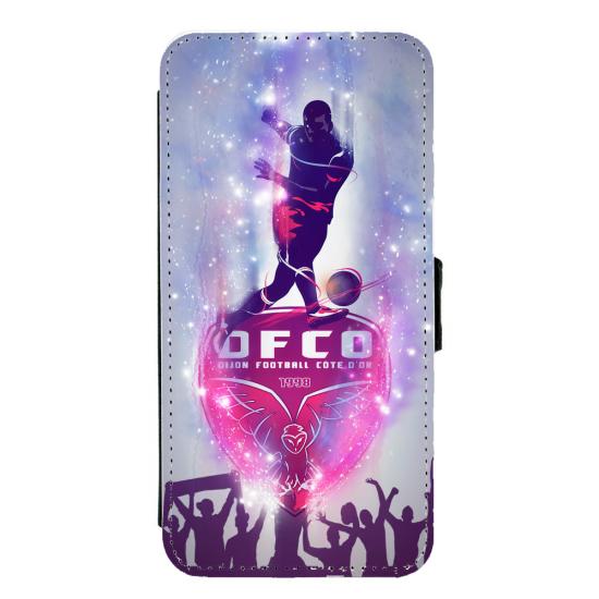 Coque silicone Iphone X ou XS verre trempé Fan d'Overwatch Baptiste super hero