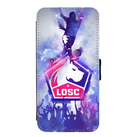 Coque silicone Iphone X ou XS verre trempé Fan d'Overwatch Ashe super hero