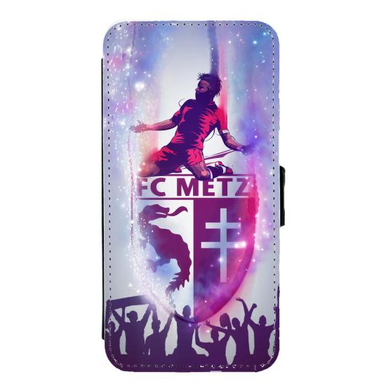 Coque silicone Iphone X ou XS verre trempé Fan de Sigma Overwatch