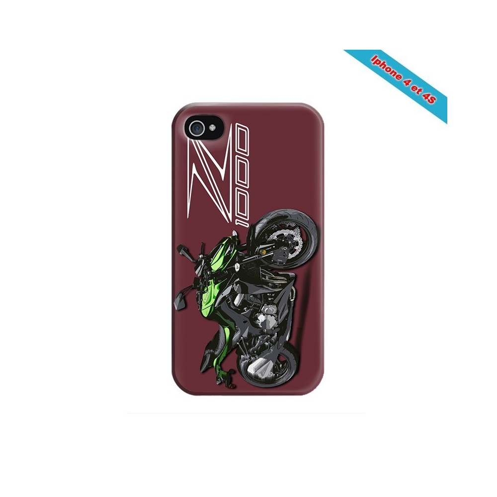 Coque iphone 5/5S infirmier Fan de Boom beach
