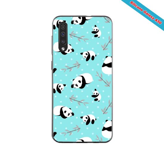 Coque silicone Iphone 11 PRO verre trempé Fan de Ligue 1 Montpellier splatter