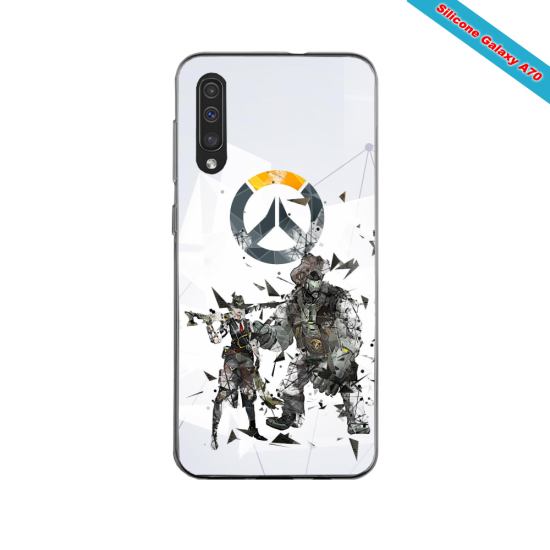 Coque silicone Iphone 11 PRO verre trempé Fan de Rugby La rochelle fury