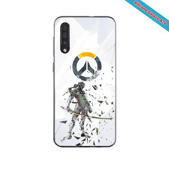 Coque silicone Iphone 11 PRO verre trempé Fan de Rugby Brive fury