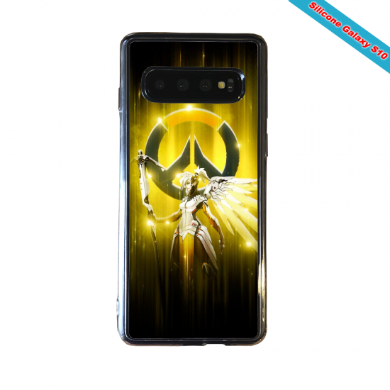 Coque silicone Galaxy J3 2016 Fan de Ligue 1 Toulouse splatter