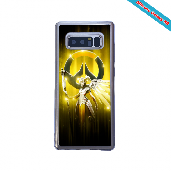 Coque silicone Galaxy J3 2016 Fan de Ligue 1 St-Etienne splatter