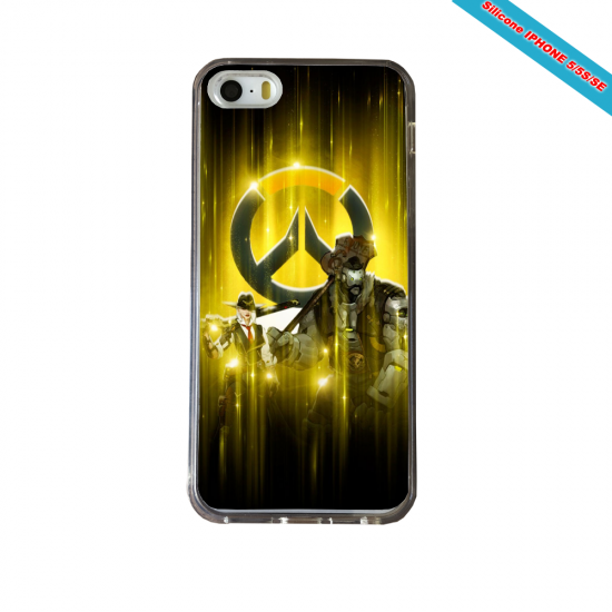 Coque silicone Galaxy J3 2016 Fan de Ligue 1 Amiens splatter