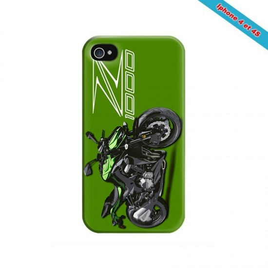 Coque iphone 5/5S mister T Fan de Boom beach