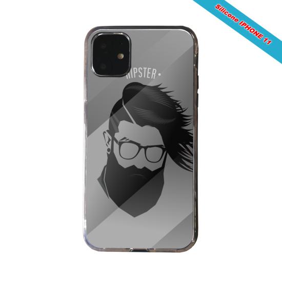 Coque Galaxy S7 EDGE Fan de Suicide Squad harley quinn