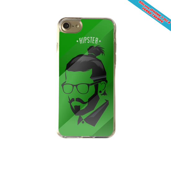 Coque iphone 7/7s Fan d'Anonymous