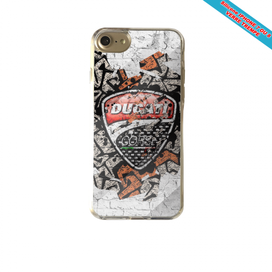 Coque iphone 4/4S Fan de Suzuki version demon