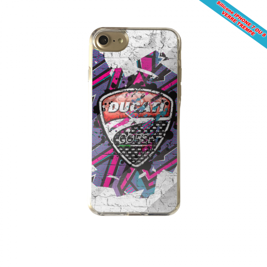 Coque iphone 5/5S Fan de Suzuki demon