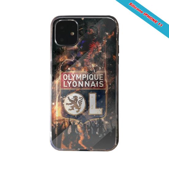Coque silicone Galaxy J4 CORE Fan de Ligue 1 Metz splatter