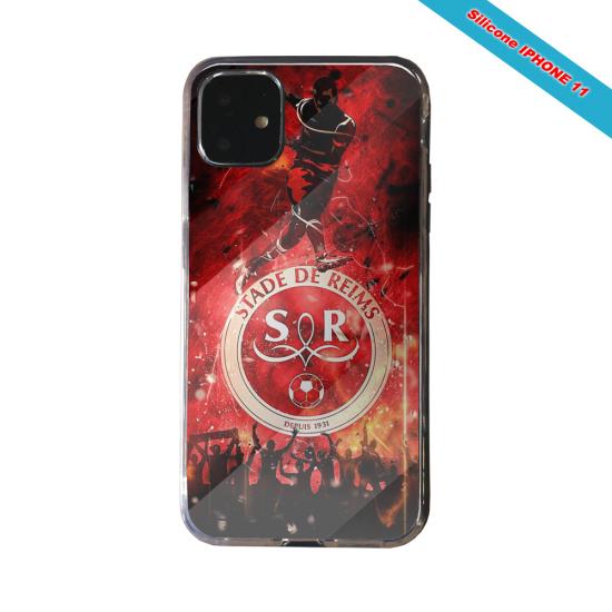 Coque silicone Galaxy J4 CORE Fan de Ligue 1 Toulouse cosmic