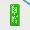 Coque iphone 5C Hipster Casquette