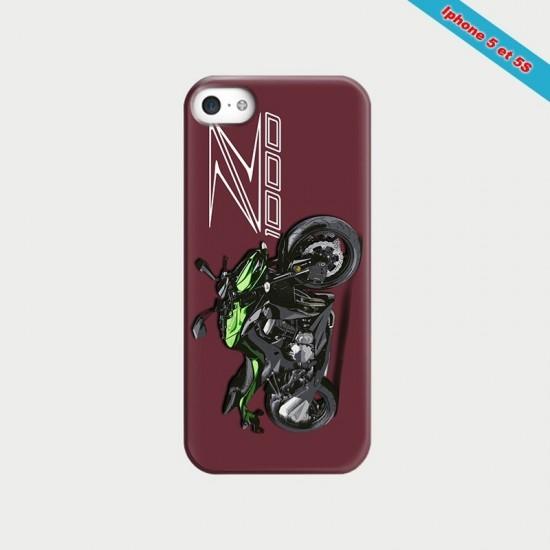 Coque iphone 5/5S zooka Fan de Boom beach