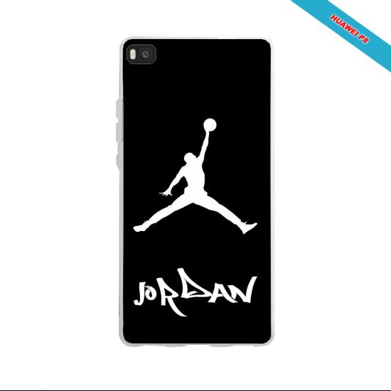 Coque Galaxy Note 2 skull tribal croix