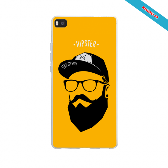 Coque Galaxy S5Mini skull tribal croix