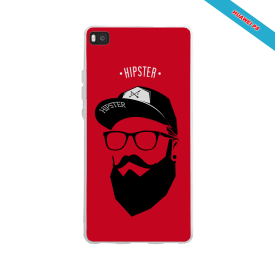 Coque Galaxy S4Mini skull tribal croix