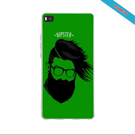 Coque iphone 6PLUS/6PLUS S skull tribal croix