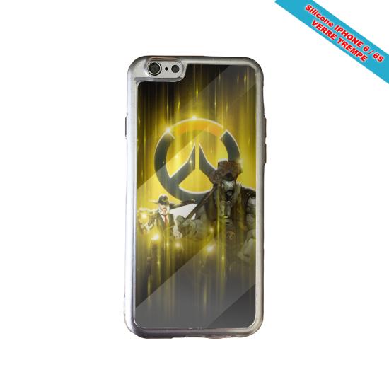 Coque silicone manga Galaxy...
