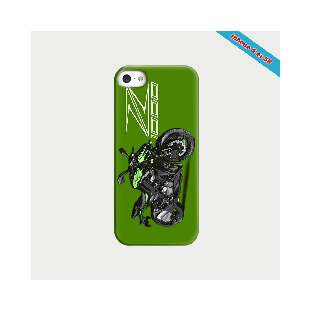 Coque iphone 5C fusilier Fan de Boom beach