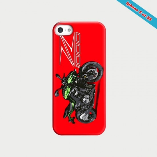 Coque iphone 5C grenadier Fan de Boom beach