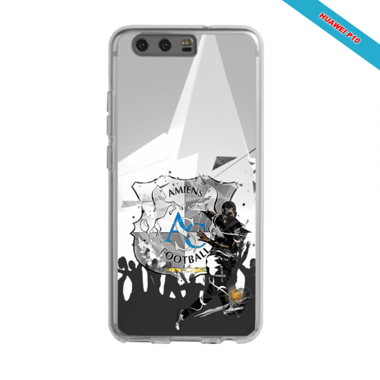 Coque silicone Galaxy J5 2016 Fan de Ligue 1 St-Etienne splatter