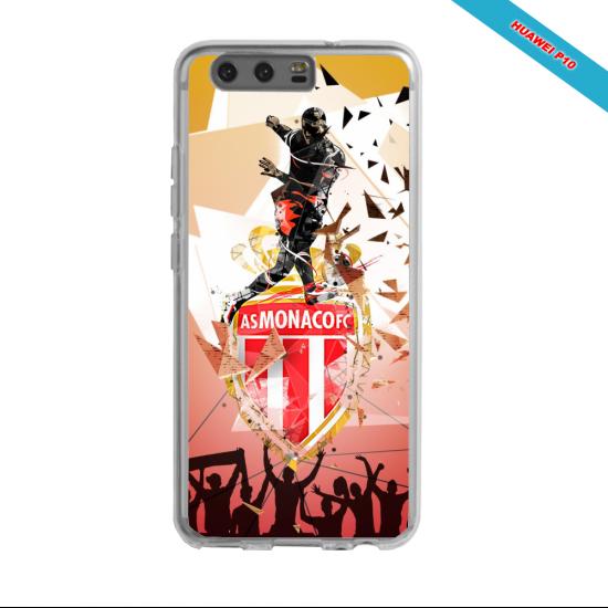 Coque silicone Galaxy J5 2016 Fan de Ligue 1 Nice splatter
