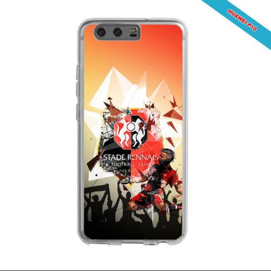Coque silicone Galaxy J5 2016 Fan de Ligue 1 Montpellier splatter