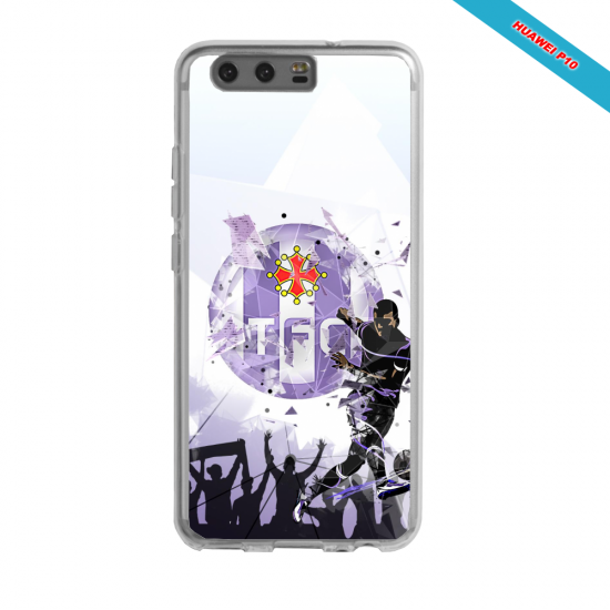 Coque silicone Galaxy J5 2016 Fan de Ligue 1 Monaco splatter