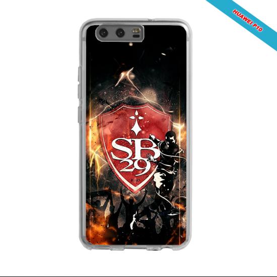 Coque silicone Galaxy J5 2016 Fan de Ligue 1 Lille splatter