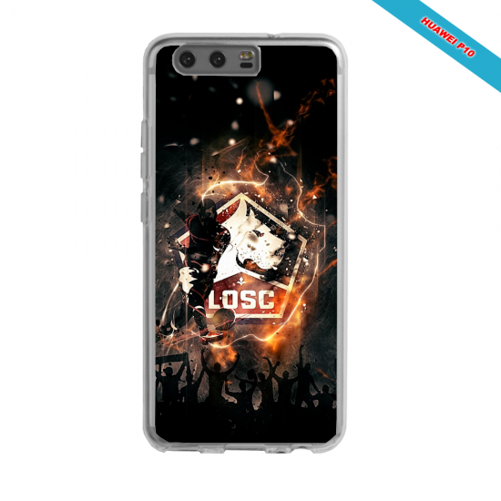Coque silicone Galaxy J5 2016 Fan de Ligue 1 Brest splatter