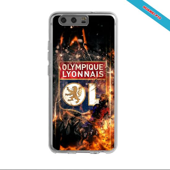 Coque silicone Galaxy J5 2016 Fan de Ligue 1 Bordeaux splatter