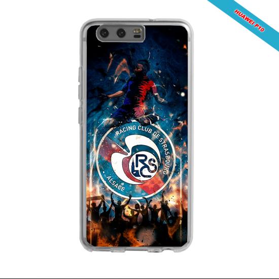 Coque silicone Galaxy J5 2016 Fan de Ligue 1 Reims cosmic