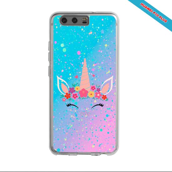 Coque silicone Galaxy J6 Fan de Ligue 1 Lyon splatter