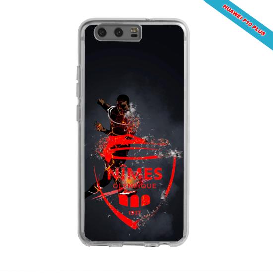 Coque silicone Galaxy J6 Fan de Ligue 1 Toulouse cosmic