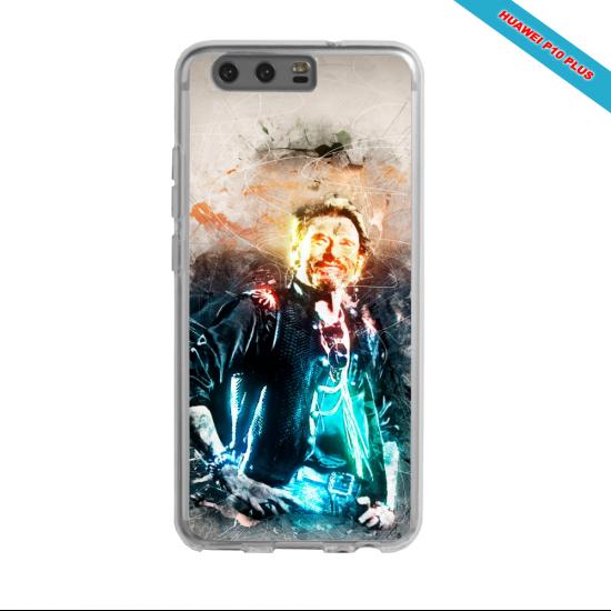 Coque silicone Galaxy J6 Fan de Ligue 1 Strasbourg cosmic