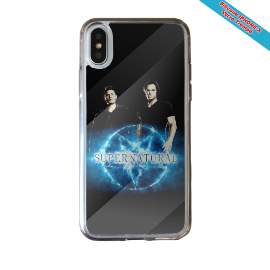 Coque silicone Galaxy J6 Fan de Rugby Toulouse fury