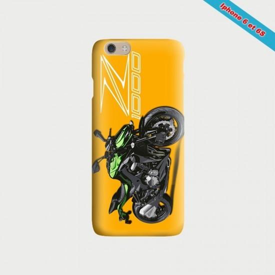 Coque iphone 5C gros bras Fan de Boom beach