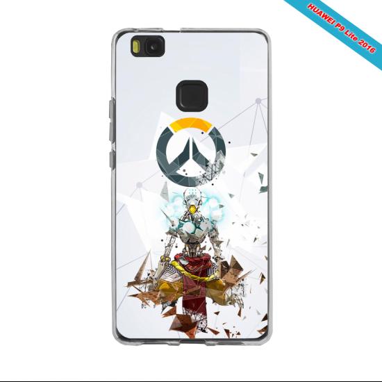 Coque silicone Galaxy J6 PLUS Fan de Ligue 1 Montpellier splatter
