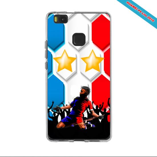 Coque silicone Galaxy J6 PLUS Fan de Ligue 1 Monaco splatter