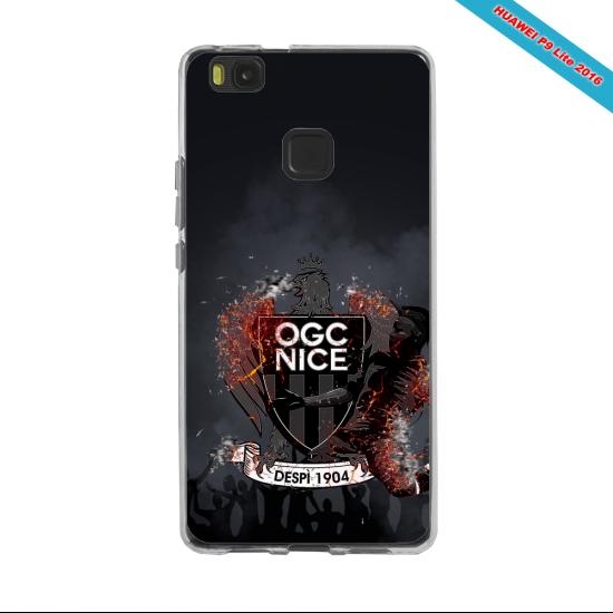 Coque silicone Galaxy J6 PLUS Fan de Ligue 1 Bordeaux splatter