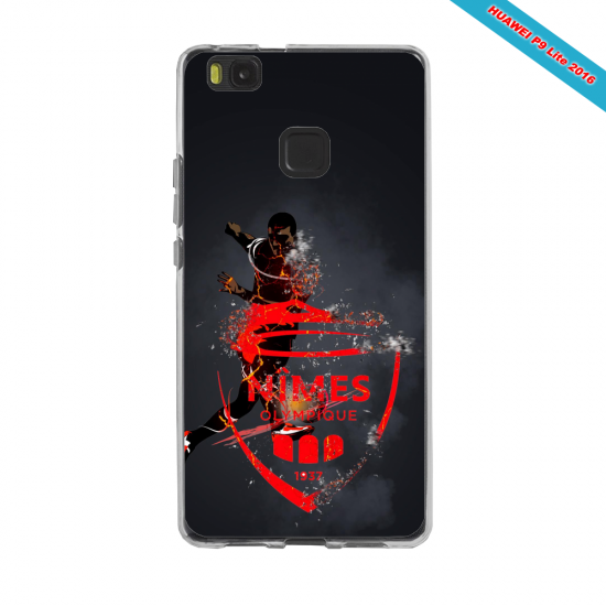 Coque silicone Galaxy J6 PLUS Fan de Ligue 1 Rennes cosmic