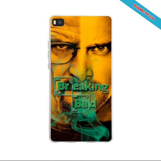 Coque silicone Huawei P30 PRO Fan d'Overwatch Zarya super hero