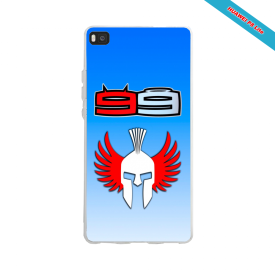 Coque silicone Huawei P30 PRO Fan d'Overwatch Tracer super hero